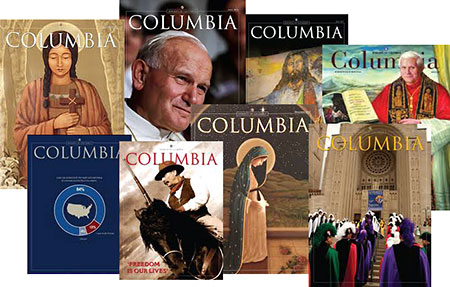 Columbia Magazine Cover Collage Council 971